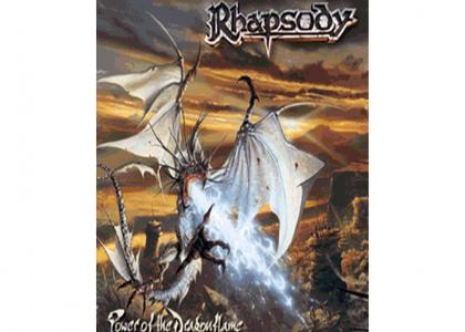 Rhapsodytmnd: The pride of the dragonflame