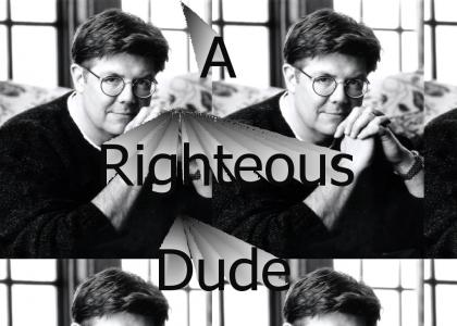 John Hughes Is A Righteous Dude