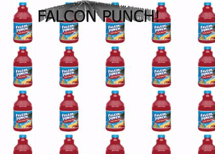 Hawaiian Falcon Punch
