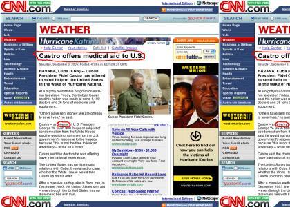 Castro is......HELPING!
