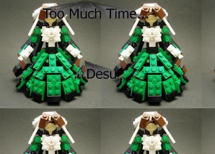 Lego + Anime =