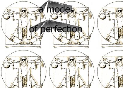 Vitruvian Dude of our time
