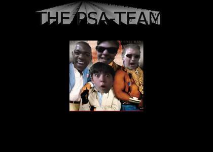 The PSA-TEAM