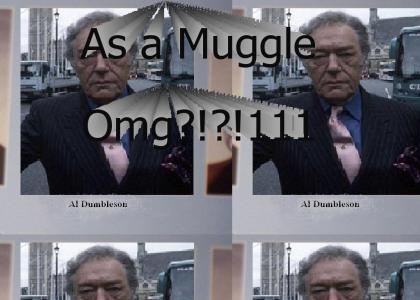 Dumbledore Lives!!!!11