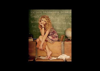 Hum at me Taylor Swift