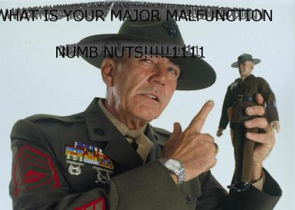What Is Your Major Malfunction Numb Nuts?!