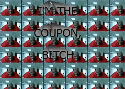 I'M THE COUPON