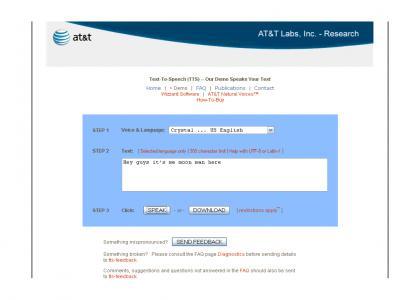 Thanks AT&T!