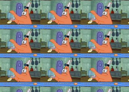 Epic Patrick Star Maneuver