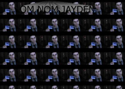 Heavy Rain - Om Nom Jayden