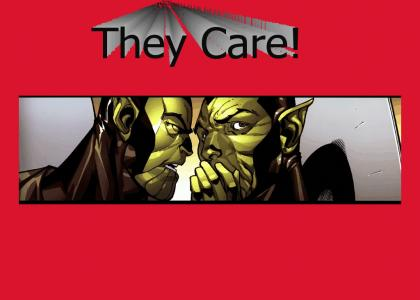 the skrulls care a lot