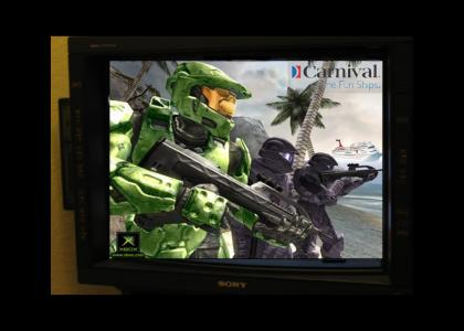 Master Chief a Corporate Whore?