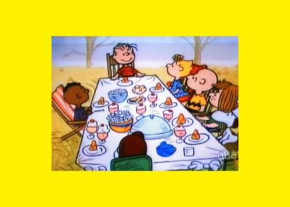 Resurrected YTMND: Peanuts is Racist