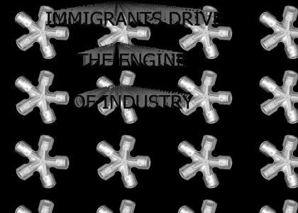 Weighing in on the immigration debate LOLLERSKATES