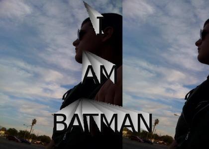 Jacob is BATMAN