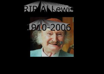 R.I.P. Al Lewis