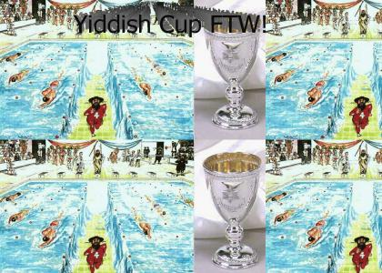 How Jews Win a Yiddish Cup (hava nagila update)