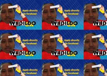 WII DILDO -By CHADWARDENN-