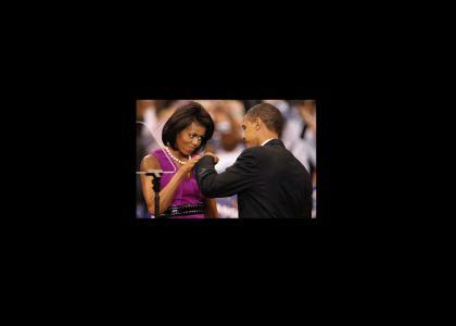 Obama wins Nobel in physics!
