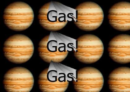 Gas! Gas! Gas!