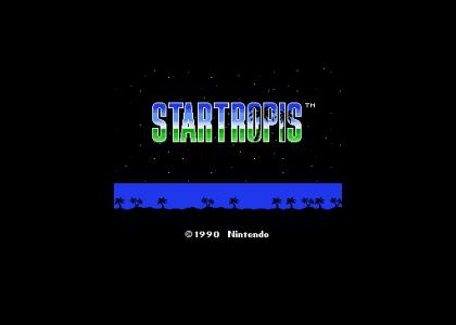 The best NES game ever: STARTROPIS