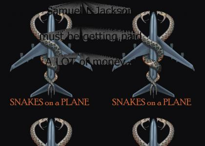 Snakes on a plane the series