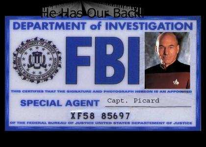 Fear The FBI? We Are The FBI!!!
