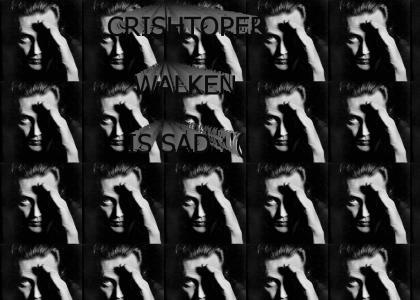 Cristopher Walken Is Emo