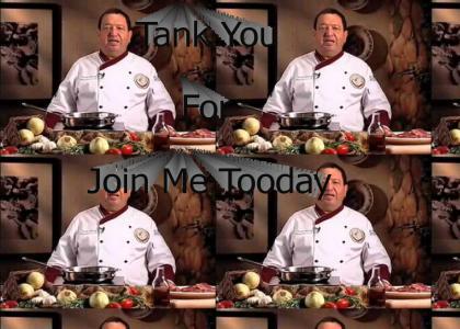 Olive Garden's Head Chef