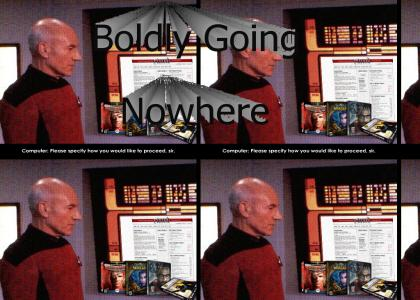 Picard Can't Use A Computer (UPDATED)
