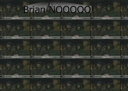 Brian Peppers Soccer Fan!
