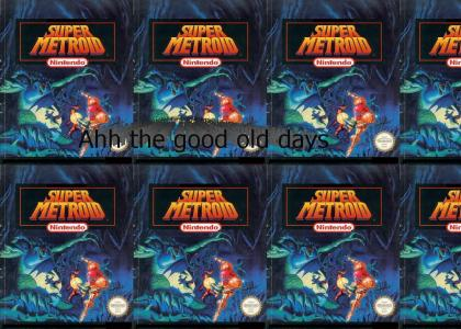 Best Metroid game ever