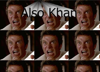KHANTMND: Kirk rides Ceti Alpha 5erz