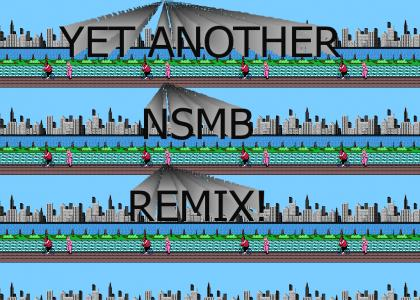 Yet another NSMB Remix(Updated)