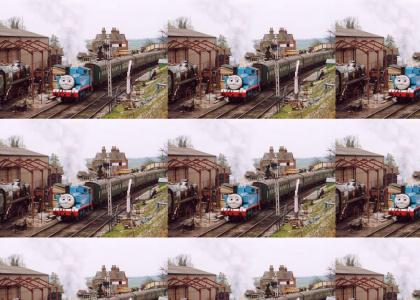 Thomas The Tank Engine Train
