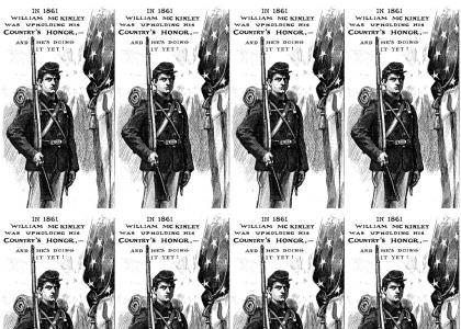 William McKinley > William Jennings Bryan