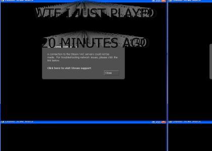 Steam fails. Again.
