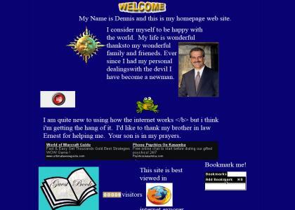 Dennis' Homepage
