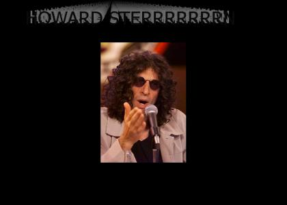Power Surge or HOWARD STERN???