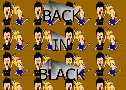 Wing Sings BACK IN BLACK