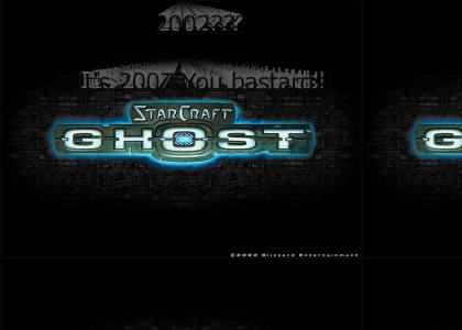Where is Starcraft Ghost?