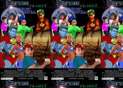 Captain Planet - The MOVIE!!!
