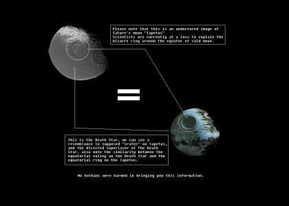 Death Star: Found!