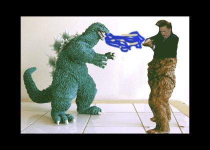 Conan VS Godzilla