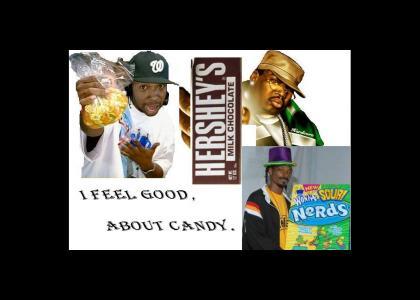 Gangsta's like candy too