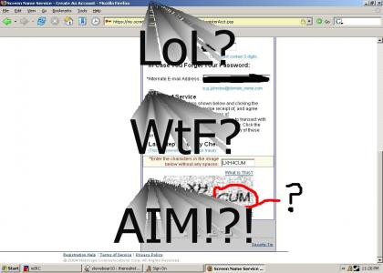 LoL AIM!?