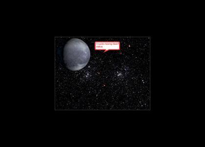 MacGyver helps Pluto