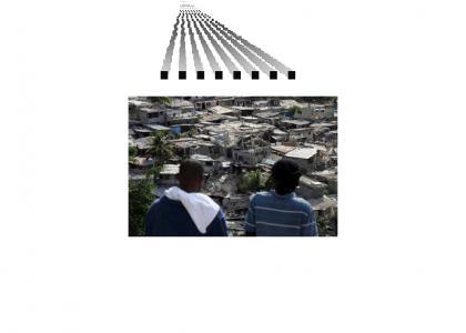 earthquake in Haiti