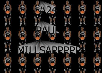 #24 Paul Millsap