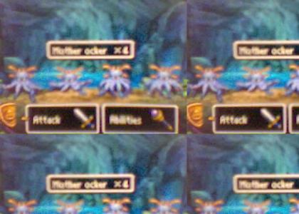 Dragon Quest V: Too Many Mother Ockers